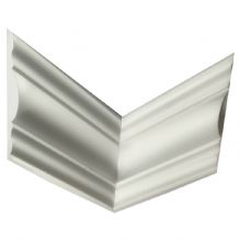 Copley decor 64mm regency super smooth polystyrene corner pack